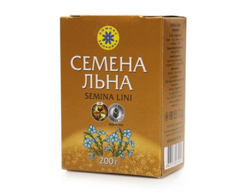 Семена льна ТМ Компас Здоровья
