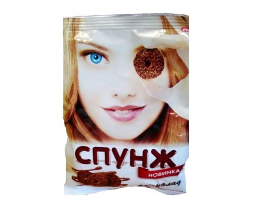 Воздушные сухарики ТМ Спунж со вкусом шоколада, 40 г