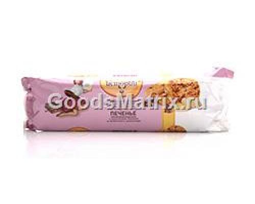 Печенье ТМ Сладкие истории, с кусочками банана и молочного шоколада, 280 г