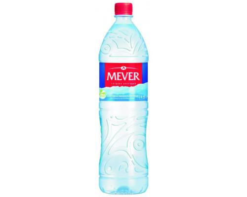 Вода Mever, минеральная, негазированная 1,5 л