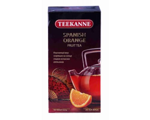 Чай травяной Teekanne с ароматом апельсина 25пак
