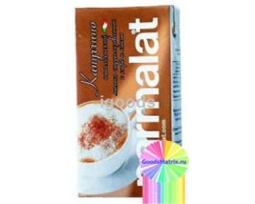 Коктейль молочный каппучино ТМ Parmalat (Пармалат)