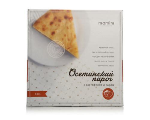 Пирог Осетинский с картофелем и сыром ТМ Mamini (Мамини)