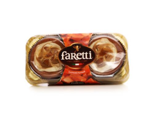 Итальянский десерт карамельный ТМ Faretti (Феретти)