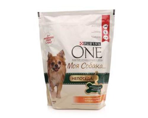 Корм для маленьких собак 1-10кг ТМ Purina One (Пурина Уан)