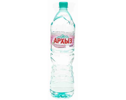 Вода минеральная Архыз н/газ природ 1.5л пэт