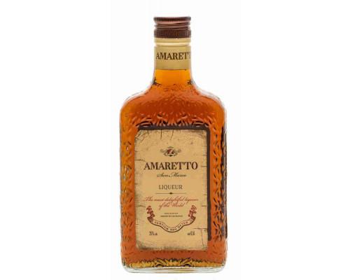 Ликер десертный Амаретто Сан Марко алк 25% 0,5л