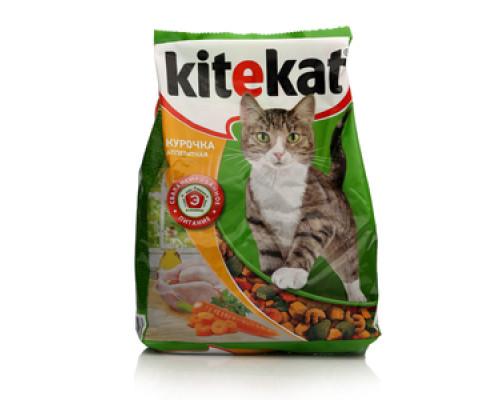 Корм сухой для кошек Курочка аппетитная ТМ Kitekat (Китекат)