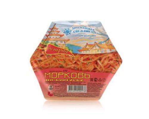 Салат морковь по-корейски ТМ Грин Крест