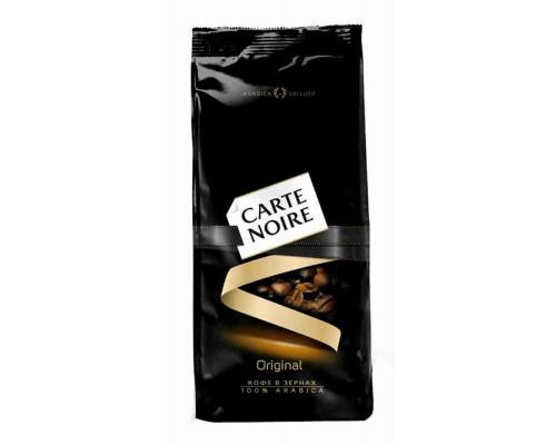 Кофе Carte Noire натуральный жареный зерна 230г пак