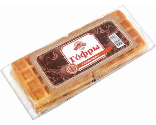 Гофры Аладушкин Шоколад 108г
