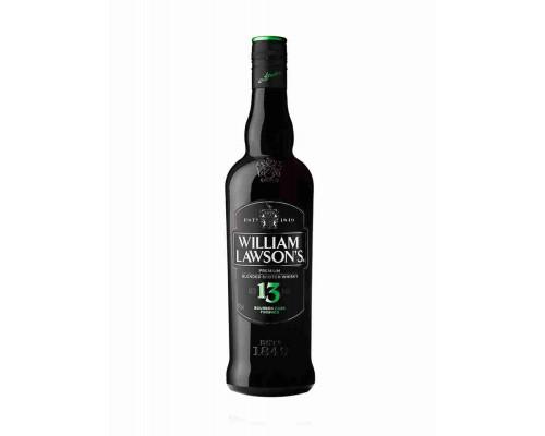 Виски Вильям Лоусонс 13 лет 40% 0.75л