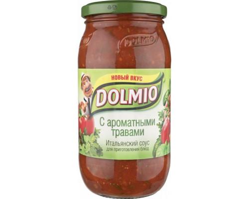 Соус ТМ Dolmio (Долмио) с ароматными травами, 500 г