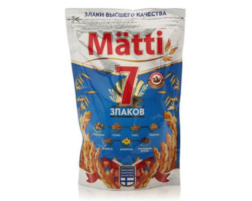 Хлопья 7 злаков ТМ Matti (Матти)
