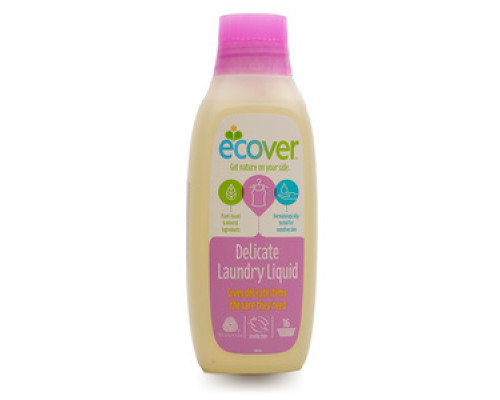 Жидкость для стирки из шерсти и шелка ТМ Ecover (Эковер)