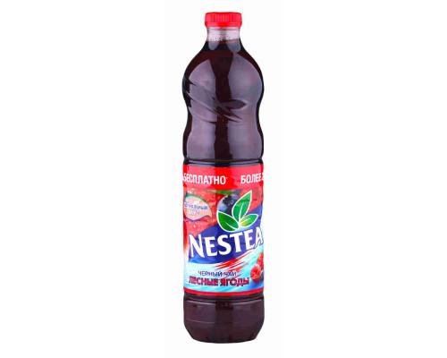 Напиток Nestea чай черный лесная ягода б/алк 1.75л пэт