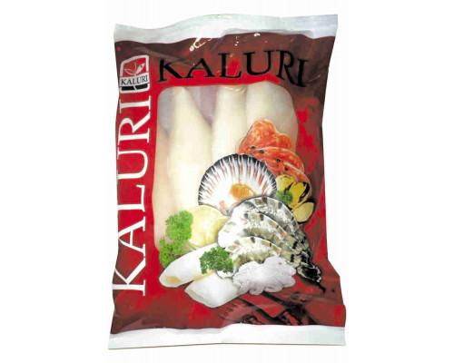 Кальмар Калури филе очищенный 800г