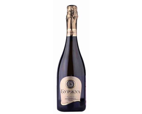 Российское шампанское Буржуа Золотое п/сл 10,5%, 0,75л