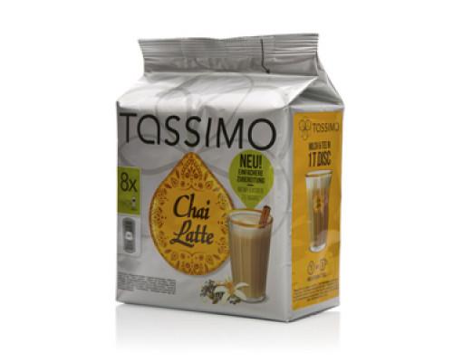 Набор для приготовления чайного напитка Chai latte (Чай латте) ТМ Tassimo (Тассимо)