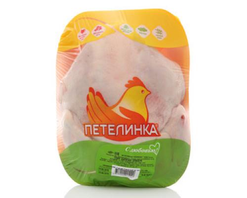 Цыпленок-бройлер тушка охлажденная ТМ Петелинка