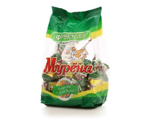 Конфеты мурёна с фруктозой ТМ Фруктозов