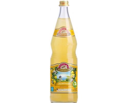 Лимонад оригинальный ТМ Напитки из Черноголовки, 1 л