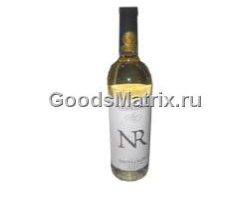 Вино Номерной Резерв Совиньон Fanagoria (Фанагория), столовое, белое, сухое, 12-14%, 0,75 л
