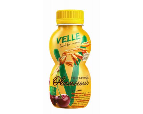 Продукт овсяный питьевой Velle вишня 250г