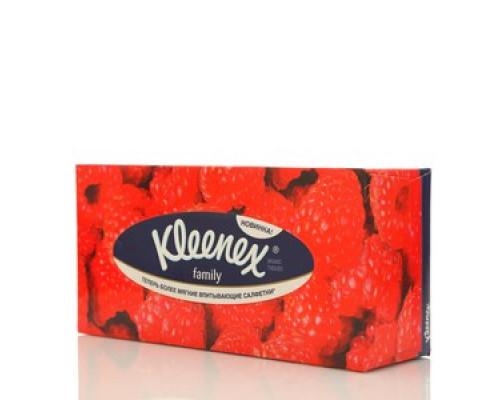 Салфетки универсальные Kleenex Family (Клинекс фэмили) ТМ Kleenex (клинекс), 150 шт.