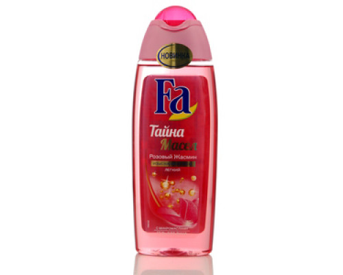 Гель для душа Тайна Масел Розовый Жасмин ТМ Fa (Фа)