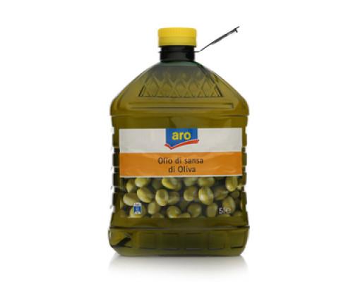 Масло оливковое Olio di sansa ТМ Aro (Аро)