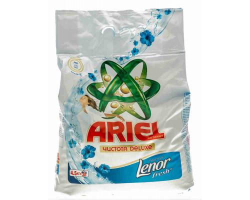 Стиральный порошок Ariel Lenor эффект 4,5кг