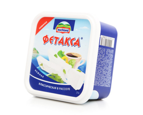 Сыр Фетакса классическая в рассоле ТМ Hochland (Хохланд)