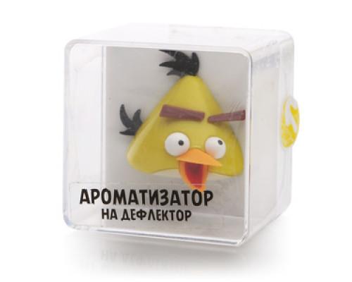 Ароматизатор на дефлектор Экзотическая ваниль ТМ Angry Birds (Энгри Бердс)