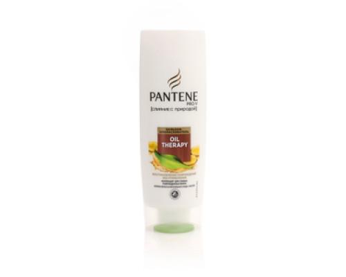 Бальзам-ополаскиватель oil therapy (ойл терапи) ТМ Pantene pro-v (Пантин про-ви)