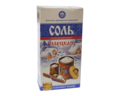 Соль поваренная пищевая молотая помол №1 ТМ Илецкая