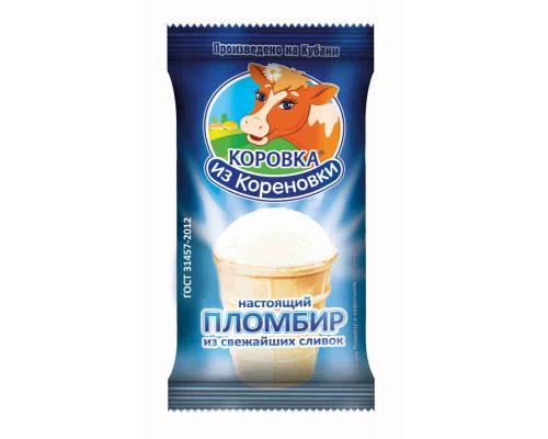 Мороженое пломбир КизК в/ст 100г