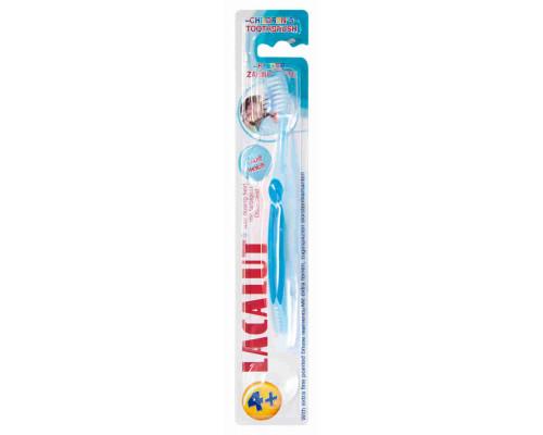 Зубная щетка д/детей Lacalut Kids с 4лет