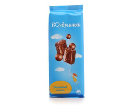 Шоколад ТМ Воздушный, молочный пористый 85 г