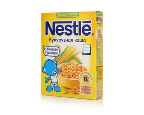 Каша кукурузная безмолочная ТМ Nestle (Нестле)