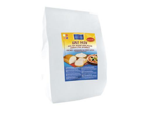 Смесь мучная универсальная д/выпечки хлеба и пиццы ТМ Bezgluten (Безглютен)