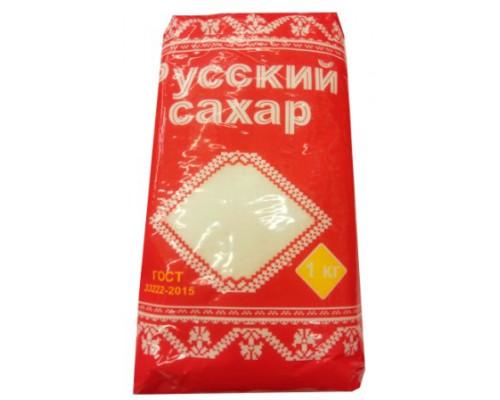 Сахар-песок Хороший ТМ Русский сахар, 1 кг