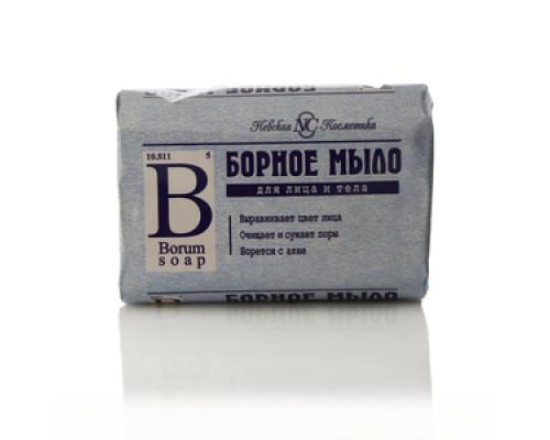 Борное мыло Для Лица и Тела Borum Soap ТМ Невская Косметика