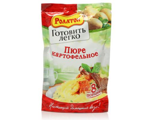 Пюре картофельное ТМ Ролтон