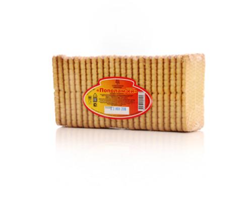 Печенье сахарное с сахаром Пополам-ки ТМ Confashion (Конфэшн)