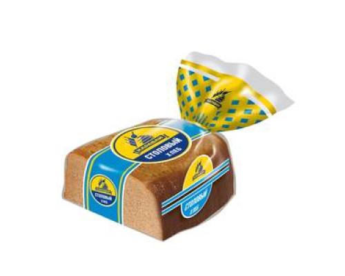 Хлеб Столовый в нарезке ТМ Каравай