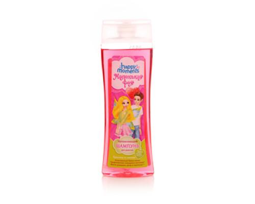 Шампунь увлажняющий для девочек ТМ Маленькая фея