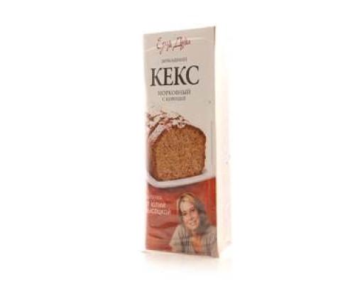 Смесь готовая Кекс морковный с корицей ТМ Едим дома