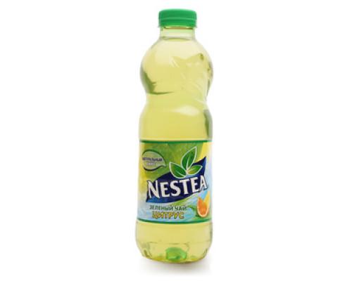 Напиток безалкогольный негазированный зеленый чай цитрус ТМ Nestea (Нести)