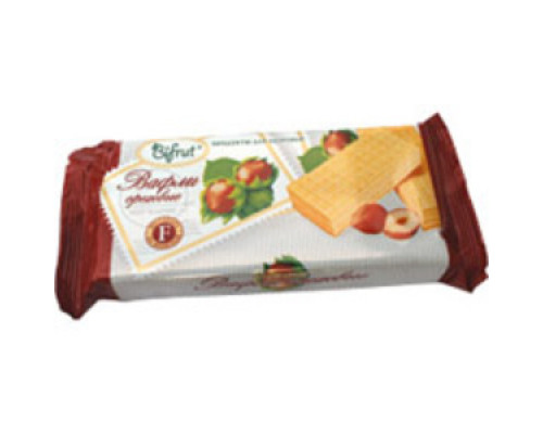 Вафли ореховые ТМ Bifrut (Бифрут)